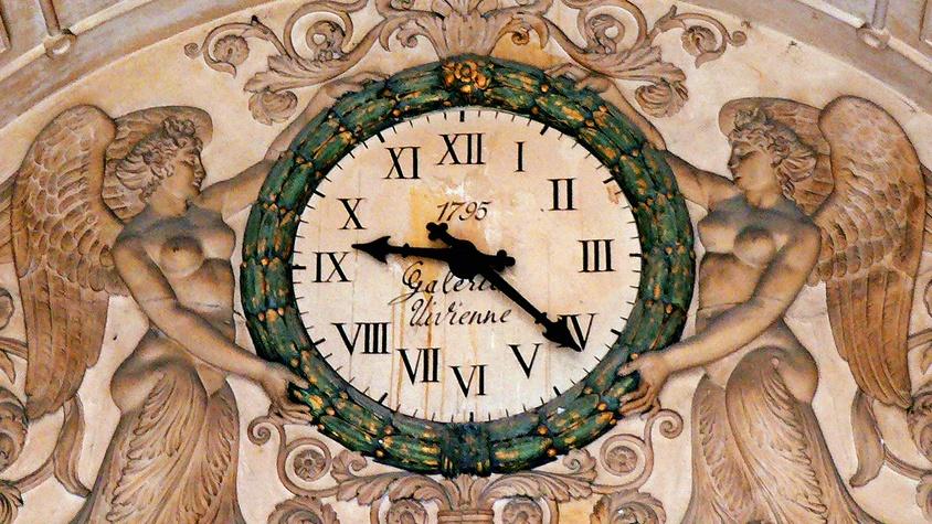 L'horloge de 1795